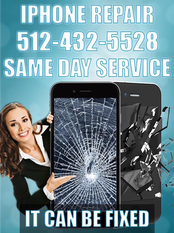 iPhone Repair Austin TX