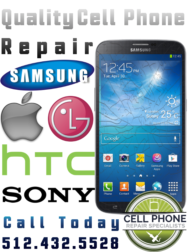 Cell Phone Repair Austin