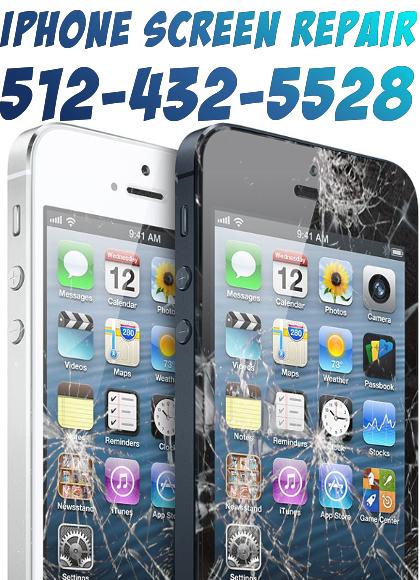 iPhone Screen Repair Austin