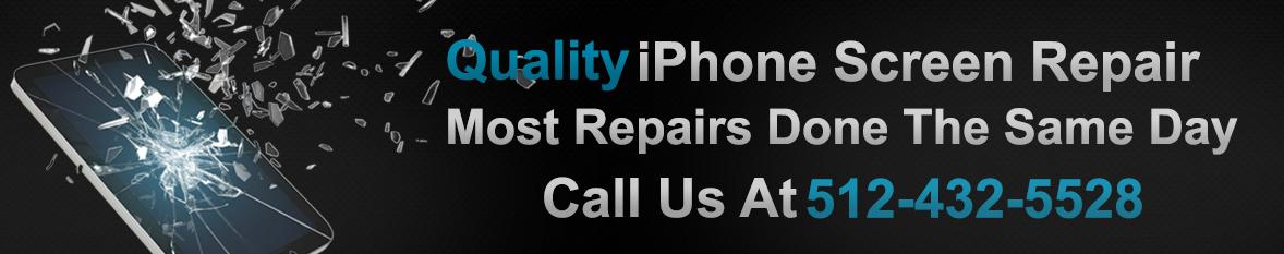 iPhone Screen Repair Austin tx