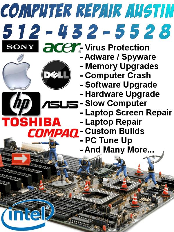 Computer Repair Austin