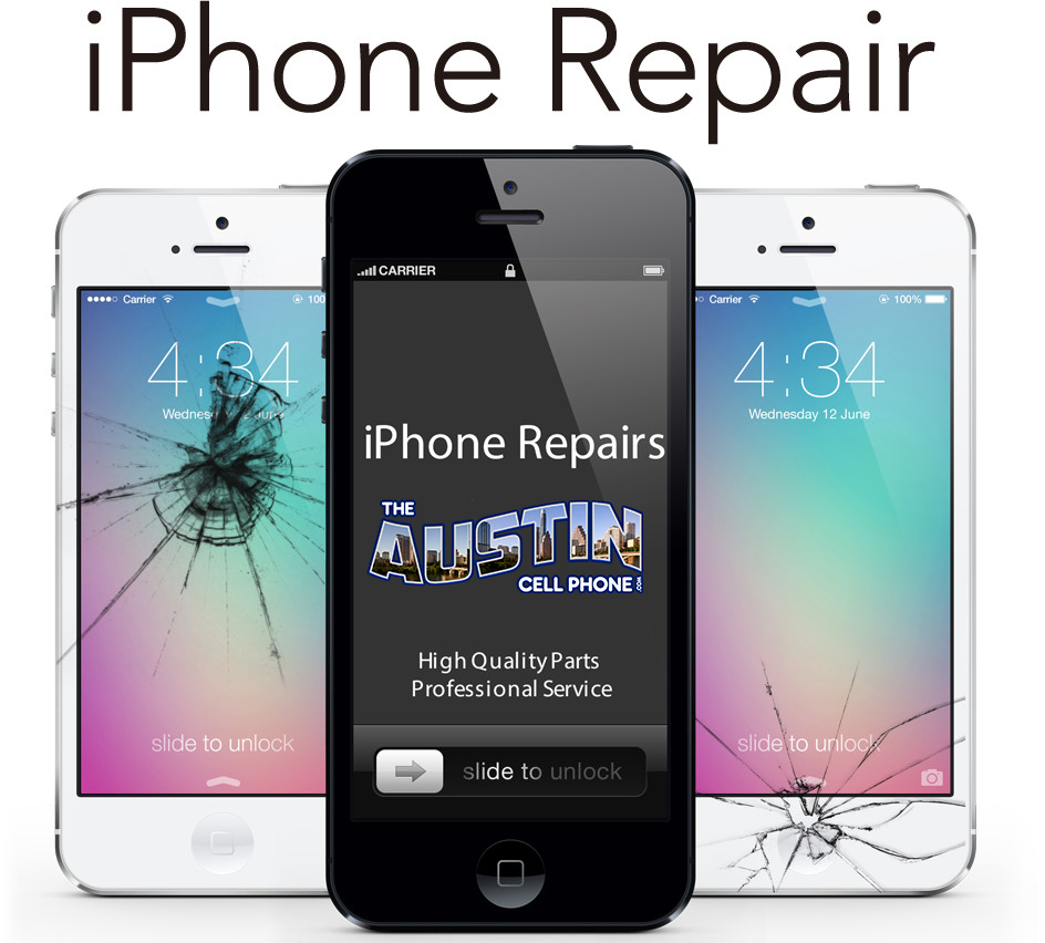 Austin Iphone  Screen Repair