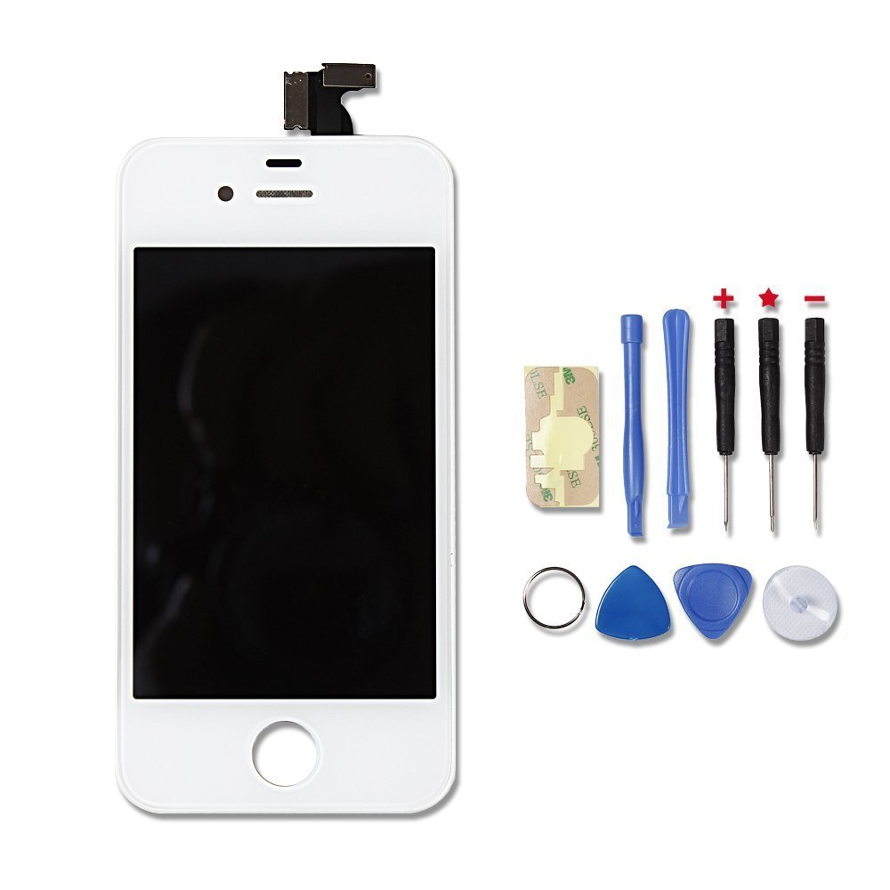 how to fix iphone 4 screen flashes out