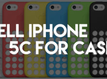Sell iPhone 5C For Cash