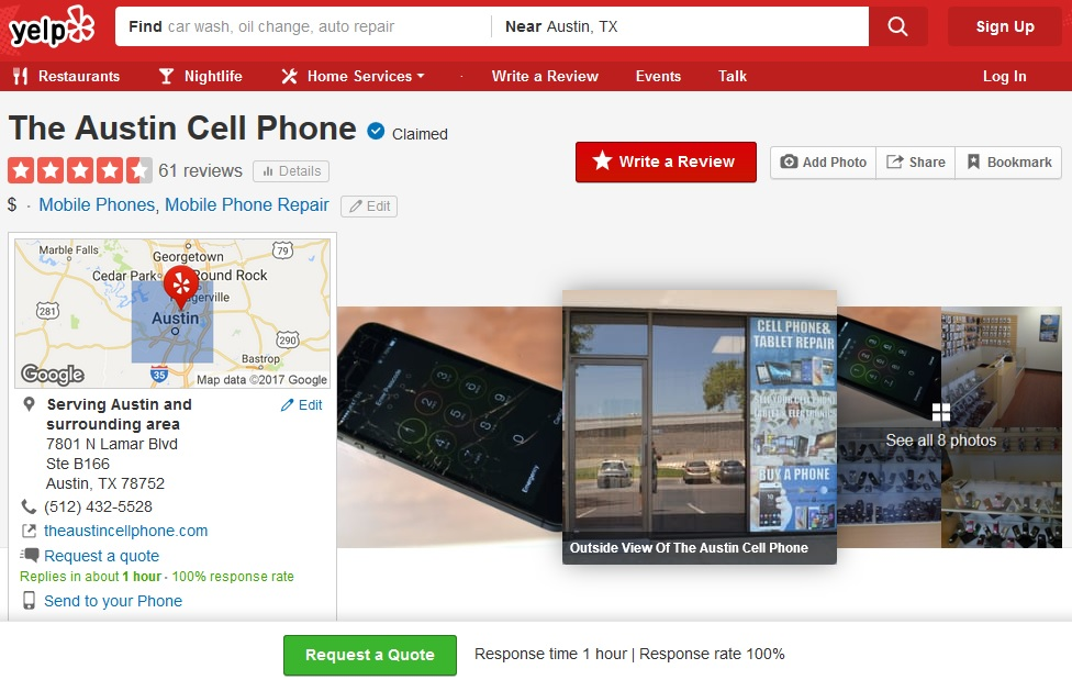 Sell My Phone In Austin Fast & Get Paid Today, Safe & Convenient