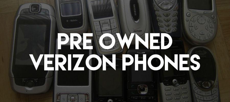 Should You Buy Pre Owned Verizon Phones
