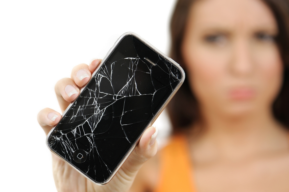 Getting Your Cracked iPhone Repaired