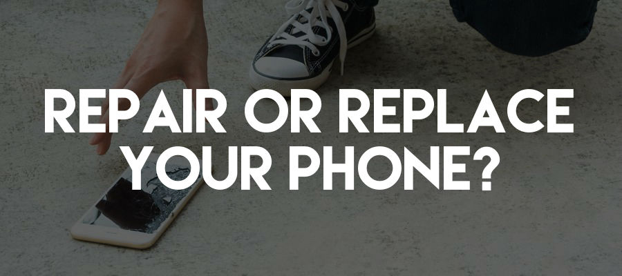 Repair Or Replace Your Phone