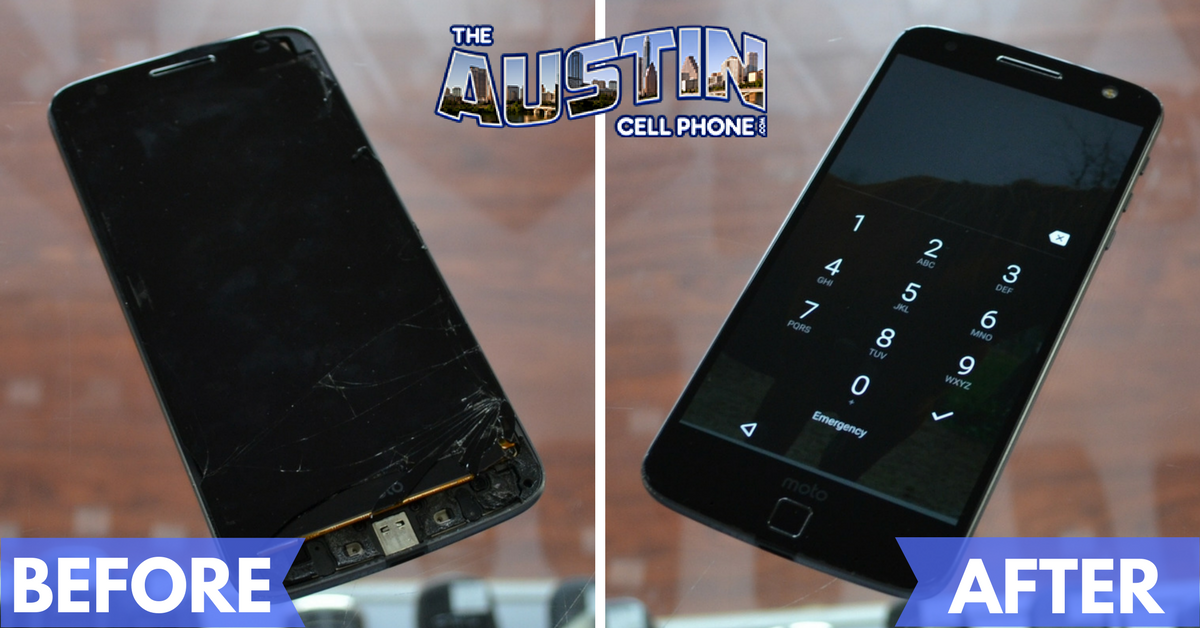 Smart Phone Screen Repair In Austin Texas