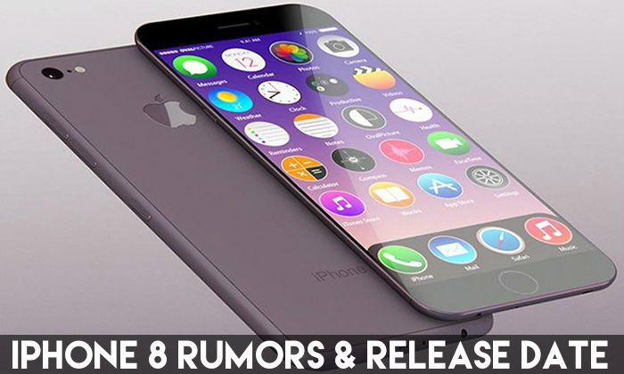 iPhone 8 Rumors & Release Date