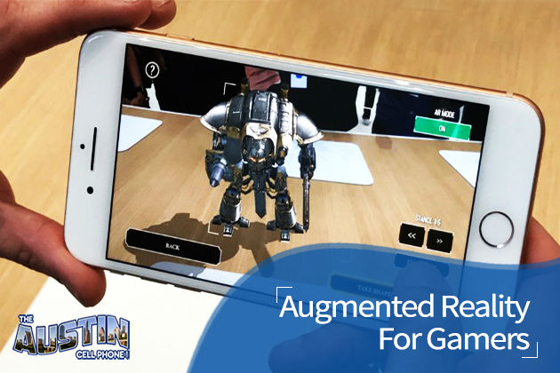 Augmented Reality For The New iPhone